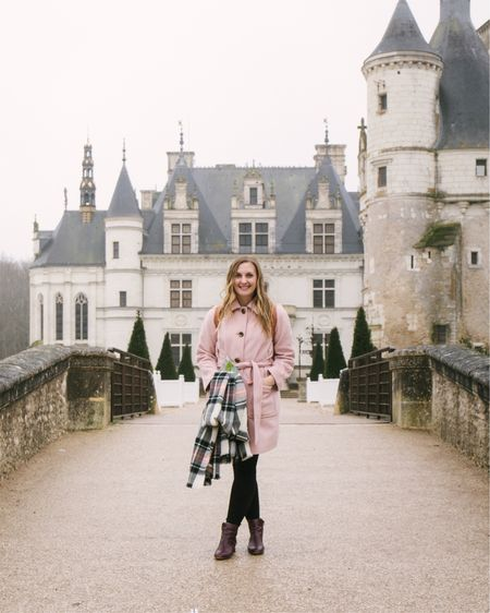 Wearing one of these pastel pink coats for an east winter outfit gives a fresh, effortless look especially on dreary, chilly days. http://liketk.it/2JBGA #liketkit @liketoknow.it #LTKeurope #LTKwinter