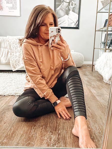 Everyday outfit, target moto leggings, target outfits, hoodie, pullover, Amazon fashion #ltkfall #founditonamazon  #LTKsalealert #LTKstyletip #LTKunder50