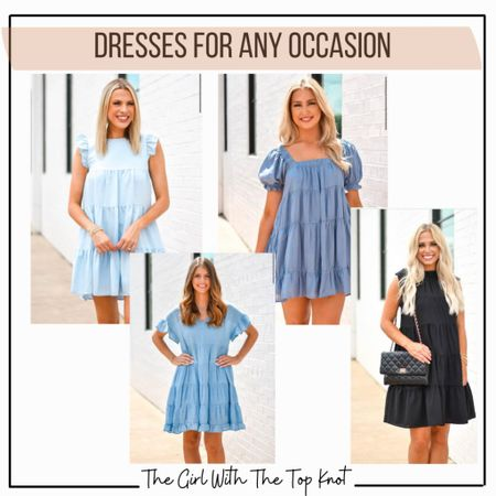 These dresses are so cute from Impeccable Pig! And I love the fit! Super flattering and perfect for any occasion!     #LTKunder100 #LTKstyletip #LTKworkwear