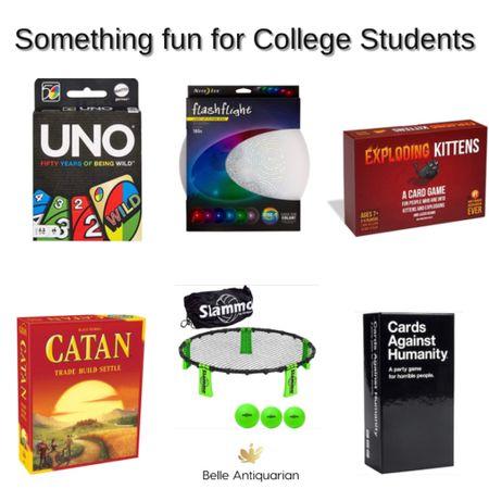 Send something fun to your college student!  #LTKbacktoschool #LTKhome #LTKfamily