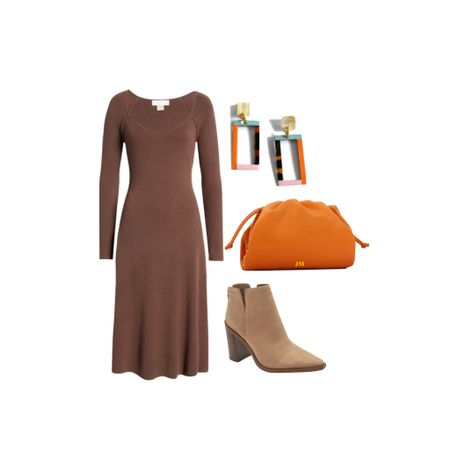 Great dress for fall!     #LTKstyletip #LTKSeasonal