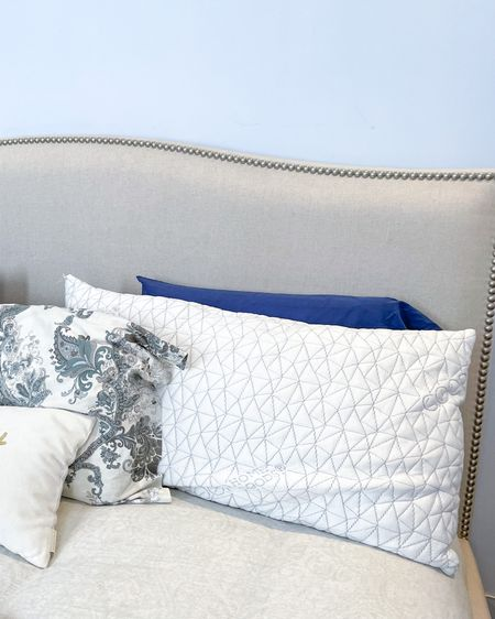 So in love with this pillow! Easily adjustable and super comfortable - I've never slept better. http://liketk.it/3eXEr #liketkit @liketoknow.it #LTKhome #LTKunder100              Home decor