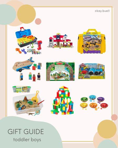 Toddler boy gift guide 💕  #LTKHoliday #LTKGiftGuide #LTKkids