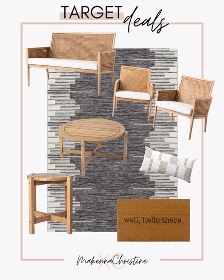 Outdoor patio furniture on sale at target! http://liketk.it/3i8qm @liketoknow.it #liketkit
