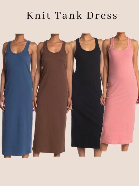 Tank dress/maxi dress #maxi #longdress #springdress   #LTKSeasonal #LTKsalealert #LTKstyletip