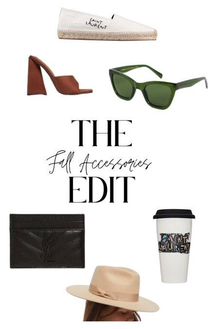 Fall Accessories to Carry You Out of Summer  #LTKstyletip #LTKunder100 #LTKshoecrush