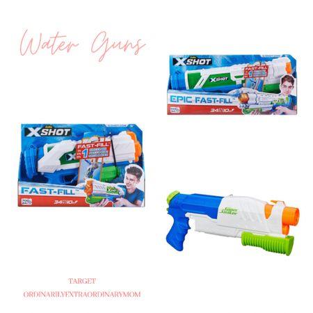 Water guns for kids  #LTKunder100 #LTKkids #LTKfamily