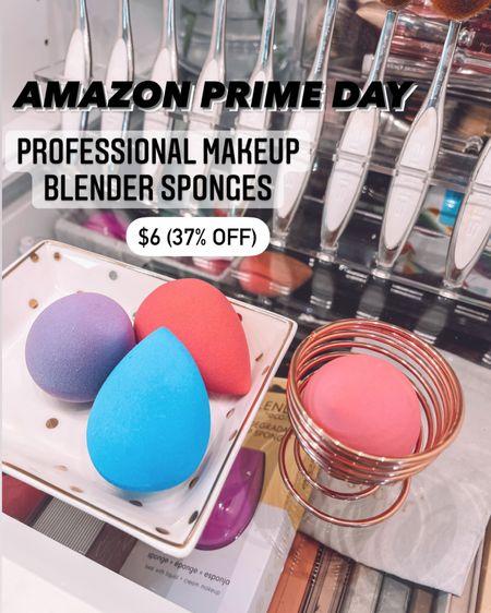 AMAZON PRIME DAY SALE Beauty Blender dupe  Beakey makeup sponge   @liketoknow.it #liketkit http://liketk.it/3id3A #LTKsalealert #LTKbeauty #LTKunder50
