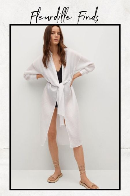 This would make such a cute coverup for summer! @liketoknow.it http://liketk.it/3gOVJ #liketkit #LTKunder100 #LTKstyletip #LTKswim