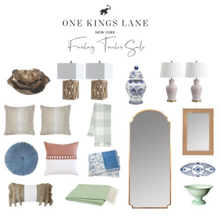 Late night sale shopping and wanted to share my favorites from the One Kings Lane finishing touches sale! Having quality accessories can elevate the look of your entire space, and the prices on these items are all so good! Seriously, that floor mirror is under $500! 🙌🏻   The sale is not going to last much longer so hurry and shop it while you can! I've linked my choices on the @liketoknow.it app (link in bio!) so follow me there to get all the details!  http://liketk.it/3ekPq    #liketkit #onekingslane #sale #springsale #homedecorsale #interiordesign #interiordecorating #thewoodlandstexas #thewoodlandstx