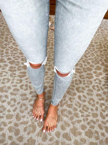 Perfect skinny jeans on sale size 00 short   #LTKunder50 #LTKsalealert #LTKunder100