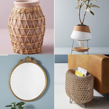 Beautiful home decor from Anthropologie  #LTKhome
