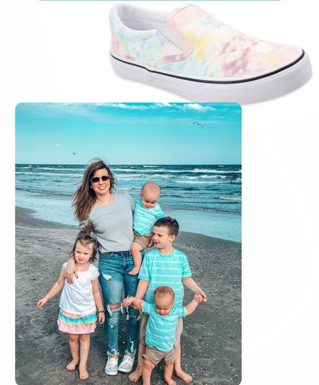 Walmart has these ever so popular tie dye canvas shoes back in stock in all sizes!! They do go quick, so if you want them I'd snag them!  #LTKSpringSale #LTKshoecrush #LTKbeauty