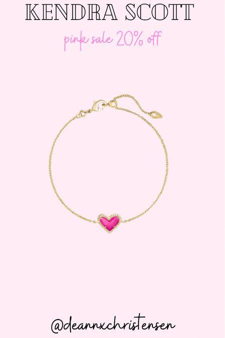 Kendra pink sale 20% off #liketkit @liketoknow.it http://liketk.it/3hv59 #LTKsalealert
