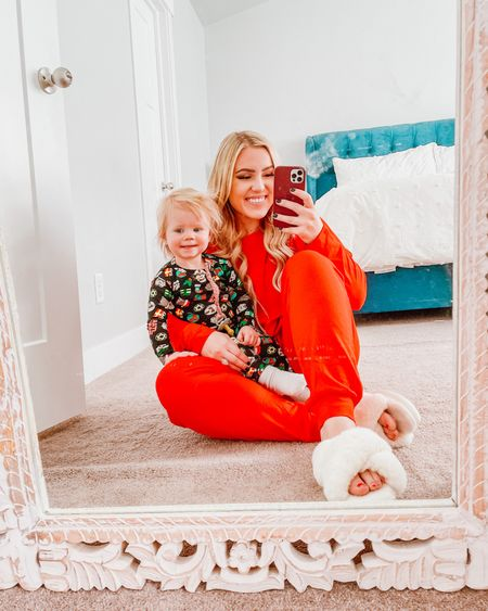 Just living our best lives in our pjs 90% of the time 😘 http://liketk.it/33tKp #liketkit @liketoknow.it #StayHomeWithLTK #LTKfamily #LTKunder50