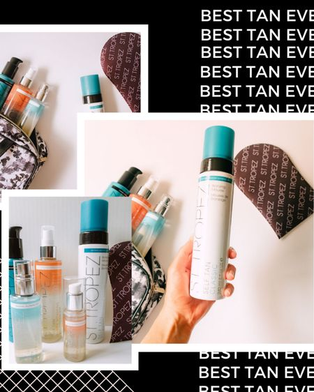 BEST FAKE TAN EVER!! You absolutely need to be using St. Tropez products if you want a flawless self tan. Check out my podcast, The Bijou Show for an episode on how to get the best application with a celebrity tanning specialist!   Shop the products here: http://liketk.it/2Os0s #liketkit @liketoknow.it    #LTKswim #LTKbeauty    Follow me on the LIKEtoKNOW.it shopping app to get the product details for this look and others