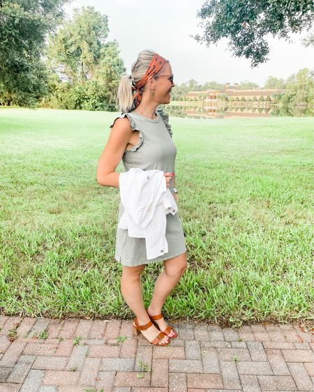 ✨Who doesn't love a cute head scarf 🤩 http://liketk.it/3jTpw #liketkit @liketoknow.it Shop your screenshot of this pic with the LIKEtoKNOW.it shopping app