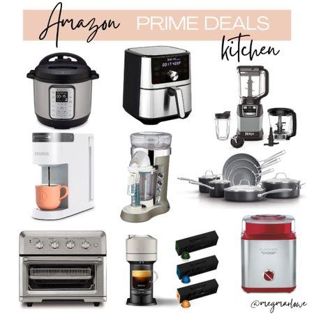 Amazon Prime day deals on kitchen and appliances   #LTKunder50 #LTKhome #LTKunder100