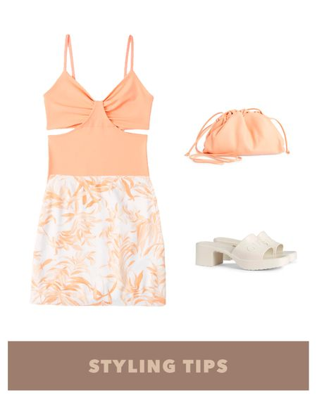 A cutout bodysuit paired with a linen mini skirt , slide sandals , and a pouch bag makes a trendy summer outfits http://liketk.it/3iFZV #liketkit @liketoknow.it l #LTKcurves #LTKsalealert #LTKstyletip #LTKtravel #LTKunder50 #LTKshoecrush #LTKitbag #LTKunder100 # #LTKSeasonal  Nordstrom sale   summer fashion   summer outfits women   Abercrombie   Abercrombie & Fitch   skirt outfit   skirt in summer   bodysuit and skirt   bodysuit outfit   petite style   petite fashion   bags on sale   Nordstrom   sandals casual   sandals on sale   bags under $100   tank tops  
