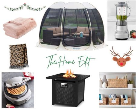 Gift Guide: Gifts for the home and WFH. Check out my blog, JosephinaCollection.com, for more! 🎄   #LTKhome #LTKgiftspo #LTKunder100