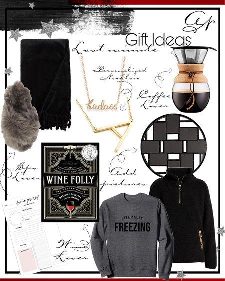 Last minute gift ideas under $50!   #LTKgiftspo #LTKstyletip #LTKunder50