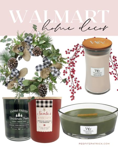 Can you ever have too many candles? Nope! The WoodWick Frazier Fir candle smells amazing and has soothing sounds of a cracking fire. http://liketk.it/32PP2 #liketkit @liketoknow.it Shop your screenshot of this pic with the LIKEtoKNOW.it shopping app #StayHomeWithLTK #LTKgiftspo #LTKunder50 #walmartfinds #holidaydecor #candles