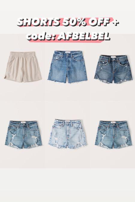 Shorts 50% OFF + code: AFBELBEL 14 or xxs   #LTKsalealert #LTKwedding #LTKunder100