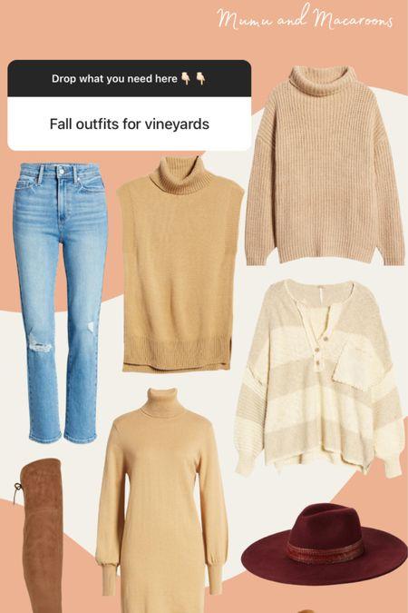 Fall vineyard outfit ideas #liketkit @liketoknow.it http://liketk.it/3k58x