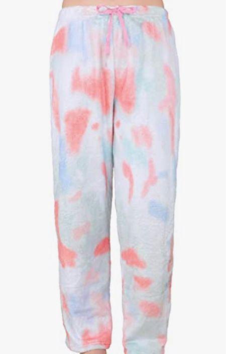 Fluffy pajamas pants  #LTKkids #LTKHoliday #LTKSeasonal