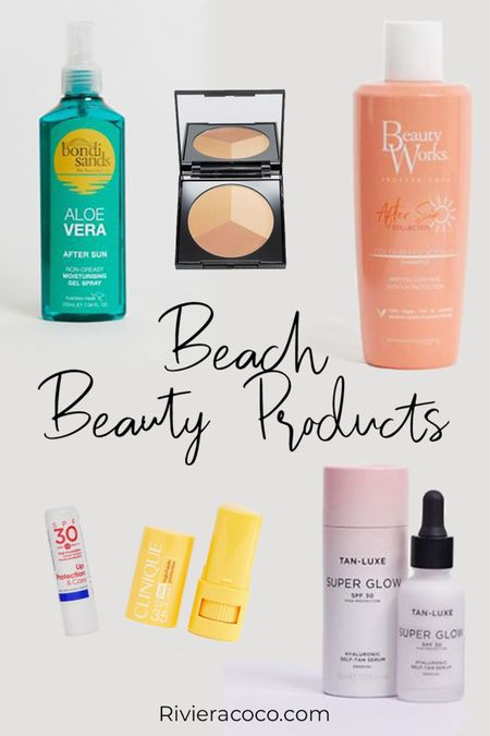 While traveling to the beach or during Summer, every girl needs amazing skin care products 🌴👌🏼 I prepared for you a selection of top beach beauty essentials to glow during this hot season ☀️  ..... New blog post @RivieraCoco 👉🏼 bit.ly/RCbeachproducts  www.RivieraCoco.com .....  Follow me on the LIKEtoKNOW.it shopping app to get the product details for this look and others http://liketk.it/2UVHb   @liketoknow.it @liketoknow.it.europe @liketoknow.it.brasil  .....   #liketkit #LTKswim #LTKtravel #LTKspring