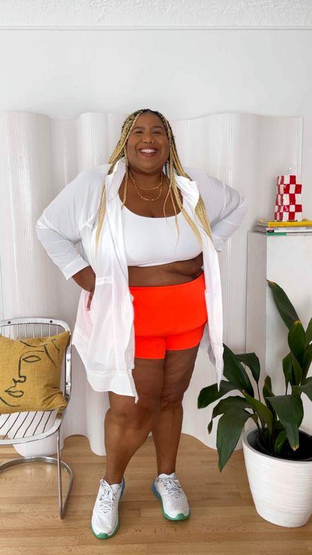 Cutest workout clothes sizes XXS-3X! I'm in the 3X 5'10 size 24/26  #LTKcurves #LTKfit #LTKunder100