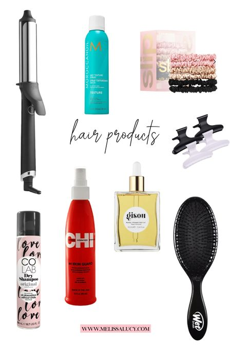 Hair products I use when styling my hair. Love this curling iron for soft curls. #curlingiron #hairproducts #haircare #liketkit @liketoknow.it http://liketk.it/38cUw