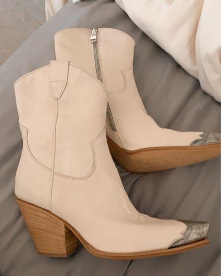 The cutest cowgirl boots #nashville #boots #cowgirlboots #freepeople #liketkit @liketoknow.it http://liketk.it/3iqVj