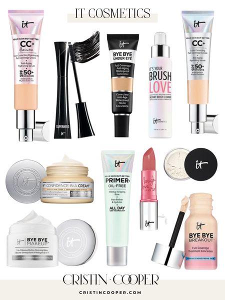 #LTKDAY it cosmetics is 30% off! Foundation, primer, concealer, moisturizer, cleanser, mascara, lipstick http://liketk.it/3hm6n #liketkit @liketoknow.it