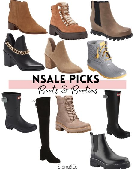 NSale boots and booties #liketkit @liketoknow.it http://liketk.it/3jrAu   #LTKsalealert #LTKunder100 #LTKshoecrush