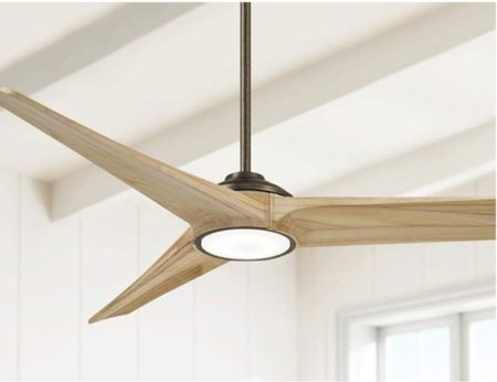 Ceiling fan we want for our new home!$ 2 sizes. One for living room and one for our master bedroom   #LTKhome