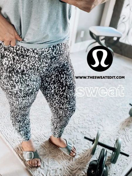 Loving motivation by new fitness gear! Did you catch the new product drop this week? #lululemon   #LTKfit #LTKstyletip #LTKcurves