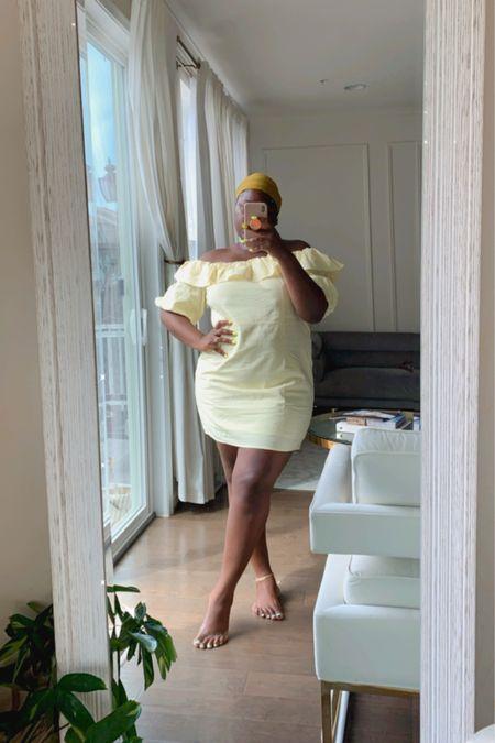 The perfect summer linen dress under $30 http://liketk.it/3jJe4 #liketkit @liketoknow.it #LTKunder50 #LTKcurves