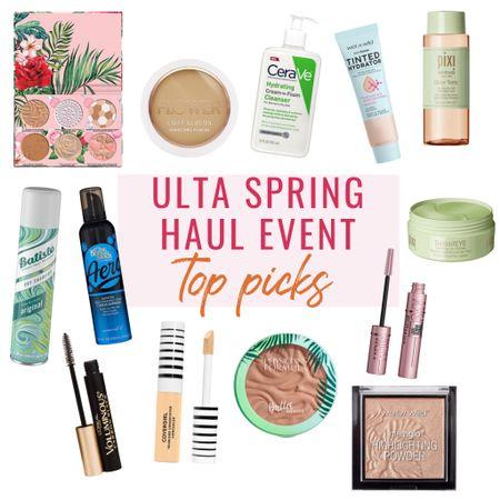 Ulta spring haul. So many items on sale right now! http://liketk.it/3cYoZ #liketkit @liketoknow.it