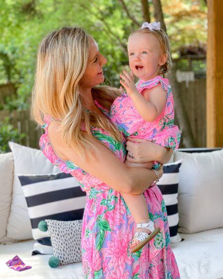 Mommy & Me Lilly Pulitzer Dresses http://liketk.it/3eT2O @liketoknow.it #liketkit #LTKfamily #LTKbaby #LTKkids