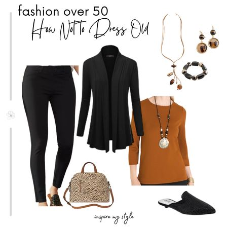 Fashion over 50 - How not to dress old. That won't happen with this casual combo of neutrals and organic accents. https://inspiremystyle.com/how-not-to-dress-old/ #fashionover50 #hownotodressold #casualfashion #target #chicos #LTKstyletip #liketkit Download the LIKEtoKNOW.it app to shop this picture @liketoknow.it http://liketk.it/2Zi11