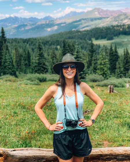 Summer hiking essentials Hiking boots hiking clothes what to take hiking camping Colorado http://liketk.it/3fwmK #liketkit @liketoknow.it   #LTKstyletip #LTKunder100 #LTKtravel