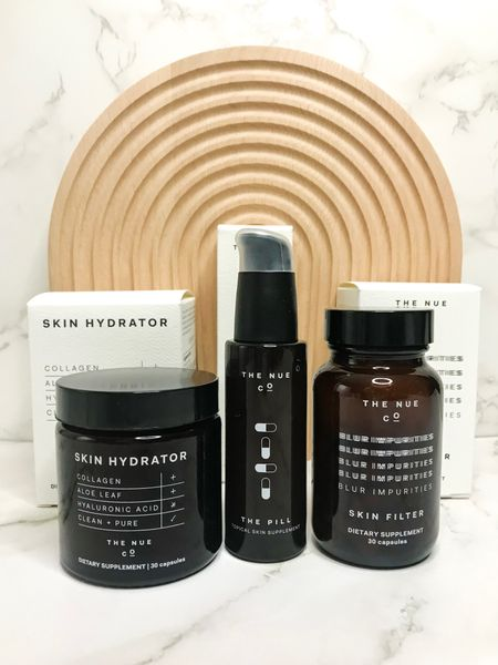 Skincare supplements from The Nue Co. available at Sephora  #LTKGiftGuide #LTKfamily #LTKunder100