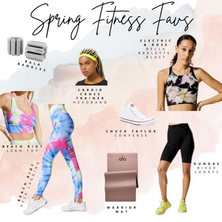 With Spring right around the corner, now is the perfect time to get your hands on the best springtime workout gear. Check out my Spring Fitness Favs today! http://liketk.it/39FtC #liketkit #LTKfit #LTKworkwear #LTKstyletip @liketoknow.it Shop my daily looks by following me on the LIKEtoKNOW.it shopping app