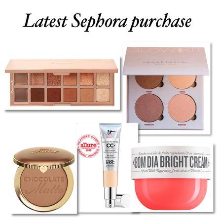 Must have from Sephora for a summer bronzed look!    #LTKbeauty #LTKSeasonal #LTKunder100