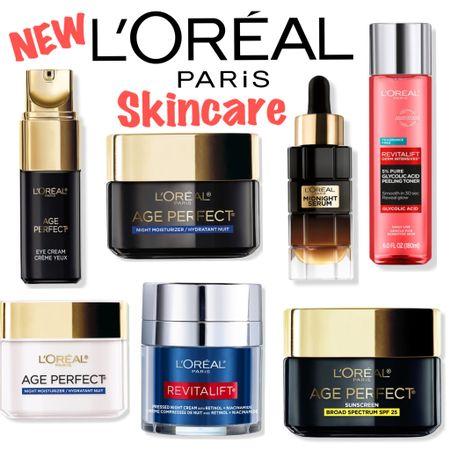 Lots of new skincare products from L'Oréal added to the Ulta Beauty site!  #steffsbeautystash   #LTKsalealert #LTKbeauty #LTKunder50
