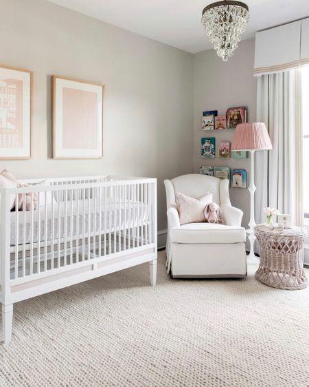 Sweetest nursery designed by the most talented Clary Bosbyshell #LTKbaby #LTKbump #LTKhome http://liketk.it/3hSxg #liketkit @liketoknow.it