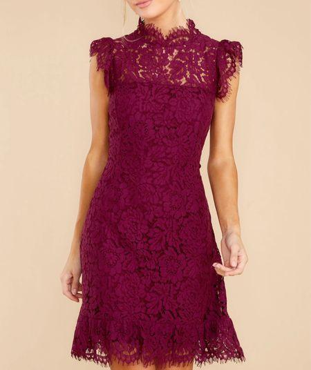 Gorgeous fall dress for a fall wedding guest   #LTKstyletip #LTKunder50 #LTKSeasonal