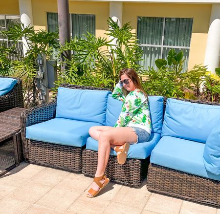 Shop Disney Tropical Collection | Sunshine | Florida Vacation | Mickey Mouse   #LTKtravel #LTKstyletip