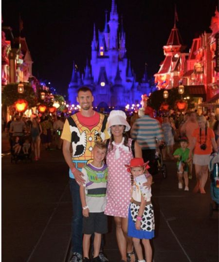 Toy Story Halloween costumes for the family #justpostedblog   Disney  Amazon  Family costumes   #LTKkids #LTKunder50 #LTKfamily